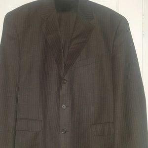 Chaps 100% Wool Suit - 50R